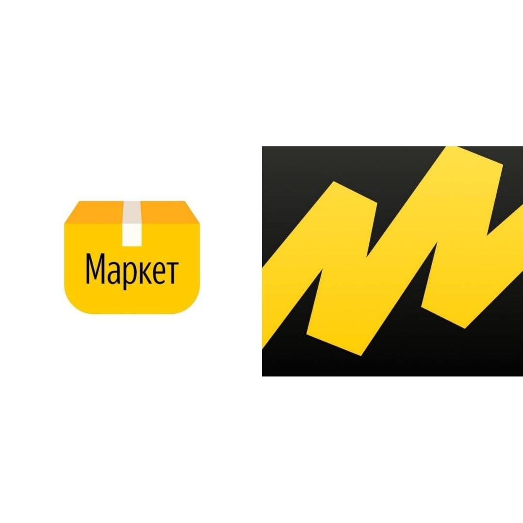 Логотип Яндекс Маркета